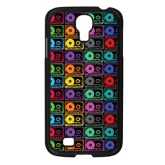 Music Case Samsung Galaxy S4 I9500/ I9505 Case (black) by PaolAllen2