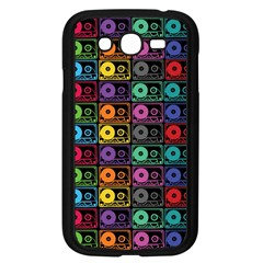 Music Case Samsung Galaxy Grand Duos I9082 Case (black) by PaolAllen2