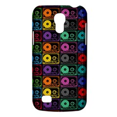 Music Case Samsung Galaxy S4 Mini Hardshell Case