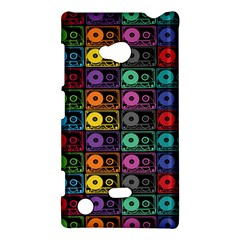 Music Case Nokia Lumia 720 Hardshell Case