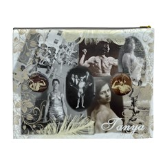 Tanya Bag By Amanda Fudge   Cosmetic Bag (xl)   Uqdqa1hpoakb   Www Artscow Com Back