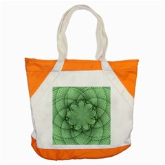 Spirograph Accent Tote Bag by Siebenhuehner
