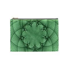Spirograph Cosmetic Bag (medium) by Siebenhuehner