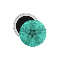 Spirograph 1 75  Button Magnet by Siebenhuehner