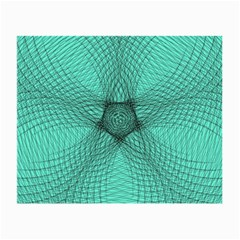 Spirograph Glasses Cloth (small) by Siebenhuehner