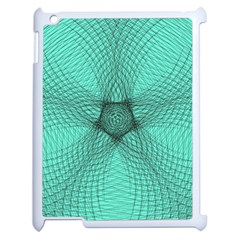Spirograph Apple Ipad 2 Case (white)
