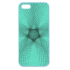 Spirograph Apple Seamless Iphone 5 Case (color) by Siebenhuehner