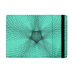 Spirograph Apple Ipad Mini Flip Case by Siebenhuehner
