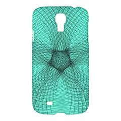 Spirograph Samsung Galaxy S4 I9500/i9505 Hardshell Case
