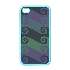 Upsidedown Apple Iphone 4 Case (color)