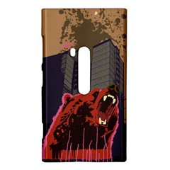 Urban Bear Nokia Lumia 920 Hardshell Case  by Contest1738792