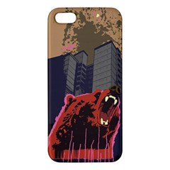 Urban Bear Iphone 5 Premium Hardshell Case