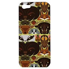 Leaders Of The Forest Apple Iphone 5 Hardshell Case