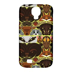 Leaders Of The Forest Samsung Galaxy S4 Classic Hardshell Case (pc+silicone)