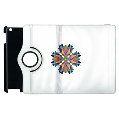 Modern Art Apple Ipad 2 Flip 360 Case by Siebenhuehner