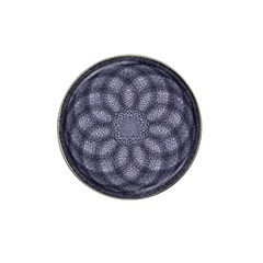 Spirograph Golf Ball Marker 4 Pack (for Hat Clip) by Siebenhuehner