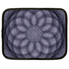 Spirograph Netbook Case (large)