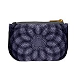 Spirograph Coin Change Purse Back