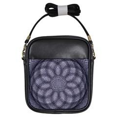Spirograph Girl s Sling Bag by Siebenhuehner