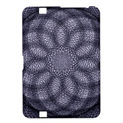 Spirograph Kindle Fire Hd 8 9  Hardshell Case by Siebenhuehner
