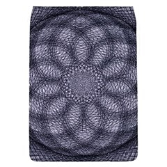 Spirograph Removable Flap Cover (large) by Siebenhuehner