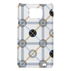 Circle Connection Samsung Galaxy S II i9100 Hardshell Case  by ContestDesigns