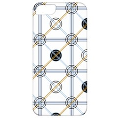 Circle Connection Apple Iphone 5 Classic Hardshell Case by ContestDesigns