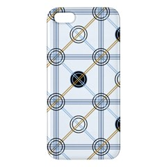 Circle Connection Iphone 5 Premium Hardshell Case by ContestDesigns