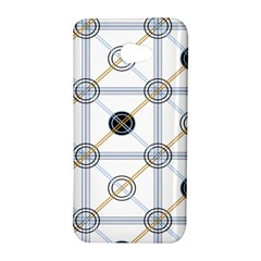 Circle Connection HTC Butterfly S/HTC 9060 Hardshell Case by ContestDesigns