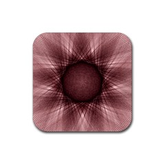 Spirograph Drink Coasters 4 Pack (square) by Siebenhuehner