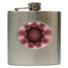 Spirograph Hip Flask by Siebenhuehner