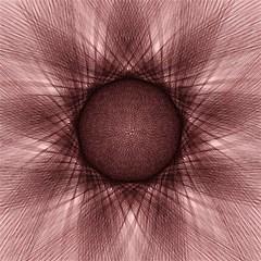 Spirograph Canvas 12  X 12  (unframed) by Siebenhuehner