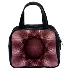 Spirograph Classic Handbag (two Sides) by Siebenhuehner