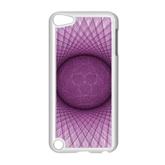 Spirograph Apple Ipod Touch 5 Case (white) by Siebenhuehner