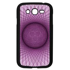 Spirograph Samsung Galaxy Grand Duos I9082 Case (black) by Siebenhuehner