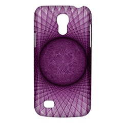 Spirograph Samsung Galaxy S4 Mini Hardshell Case  by Siebenhuehner