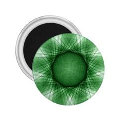 Spirograph 2 25  Button Magnet by Siebenhuehner
