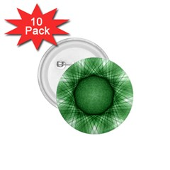 Spirograph 1 75  Button (10 Pack) by Siebenhuehner