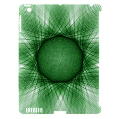 Spirograph Apple Ipad 3/4 Hardshell Case (compatible With Smart Cover) by Siebenhuehner