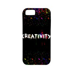 Creativity  Apple Iphone 5 Classic Hardshell Case (pc+silicone) by TheTalkingDead