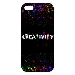 Creativity  Iphone 5 Premium Hardshell Case