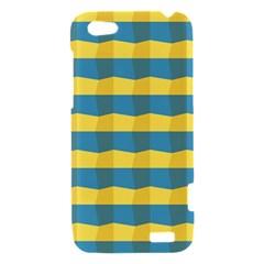Beach Feel HTC One V Hardshell Case by ContestDesigns