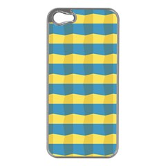 Beach Feel Apple Iphone 5 Case (silver) by ContestDesigns