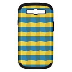 Beach Feel Samsung Galaxy S Iii Hardshell Case (pc+silicone) by ContestDesigns
