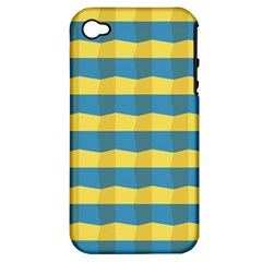 Beach Feel Apple Iphone 4/4s Hardshell Case (pc+silicone) by ContestDesigns