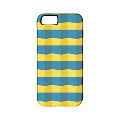 Beach Feel Apple Iphone 5 Classic Hardshell Case (pc+silicone)