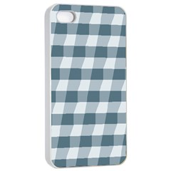 Winter Morning Apple Iphone 4/4s Seamless Case (white)