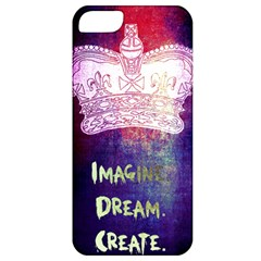 Imagine  Dream  Create  Apple Iphone 5 Classic Hardshell Case