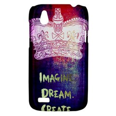 Imagine. Dream. Create. HTC T328W (Desire V) Case by TheTalkingDead