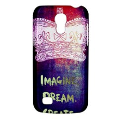 Imagine  Dream  Create  Samsung Galaxy S4 Mini Hardshell Case  by TheTalkingDead